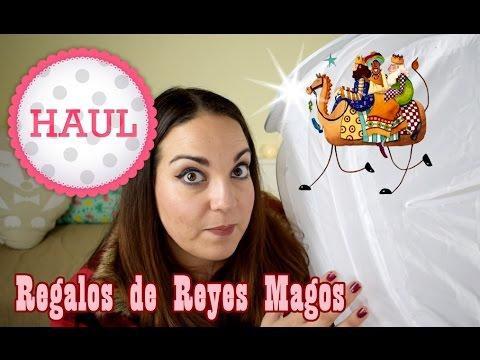 HAUL   Mis Regalos de Reyes - Agenda 2017, Panama Jack, Victoria Secret... -AnaBBeauty-