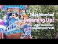 """NEW Tokyo Disneyland 35th Anniversary Parade """"Dreaming Up!""""  (First Performance)"""