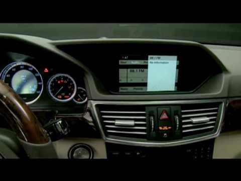 2010 Mercedes Benz E350 Sedan Interior Youtube
