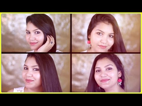 Thumbnail: simple and bright summer makeup/easy makeup and beauty tips/INDIANGIRLCHANNEL TRISHA