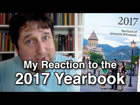 My Reaction to the 2017 Yearbook - Cedars' vlog no. 140