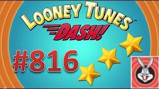 Looney Tunes Dash! level 816 - 3 stars - looney card