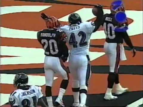 NFL on CBS Week 11 1998 Late Halftime Report