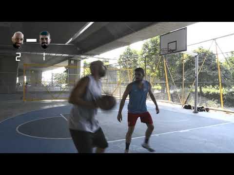 1on1 Basketball PACIFICO PUENTE ABIERTO