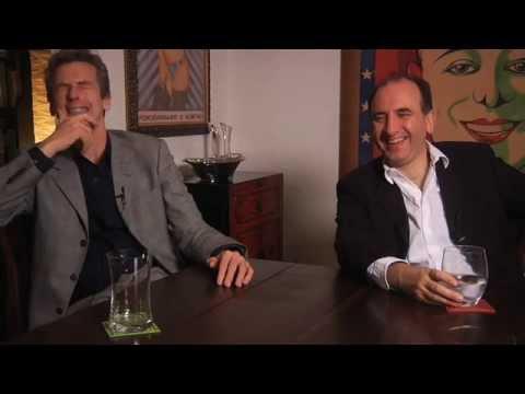 DP/30: In The Loop, director Armando Iannucci, actor Peter Capaldi
