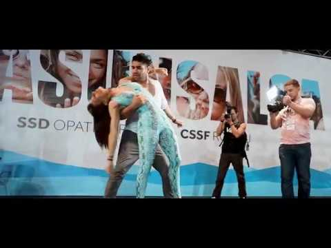 Odio – Romeo Santos / bachata workshop Marco & Sara style / Summer sensual Croacia 2018