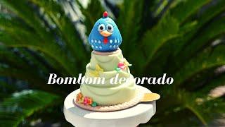 BOMBOM DA GALINHA PINTADINHA