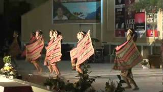 KASC Cultural Dance Troupe - Kalinga Day Performance 2011