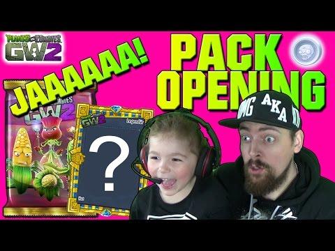 JAAAAAAAA!! Plants vs Zombies Garden Warfare 2 Pack Opening mit Kimi