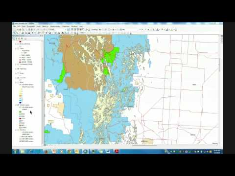 Lab 7:  Wind Suitability GIS Analysis for Colorado