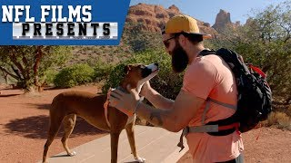 "Joe Hawley's Retirement Journey with his Dog ""Man Van Dog Blog"" 