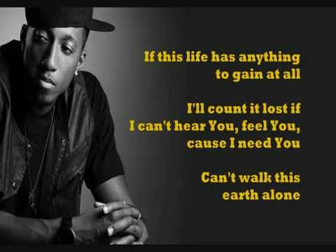 Boasting   Lecrae feat  Anthony Evans)   lyrics on screen