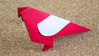 Paloma Mensajera + Carta / Origami Kids
