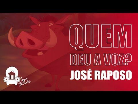 Quem deu a voz? - José Raposo