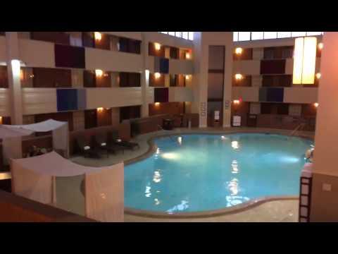 Opryland Hotel Tour in Nashville!