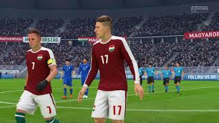 FIFA 18 PS4 | HUNGARY vs GREECE | UEFA NATIONS LEAGUE  PREDICTION | CPU VS CPU | Football game
