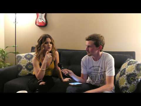 Maren Morris Interview, Charlotte, NC - yourlifeinasong.com @LifeInASong_UK