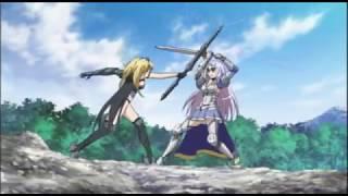 TVアニメ『クイーンズブレイド リベリオン』ACE2012版PV クイーンズブレイド リベリオン 検索動画 9