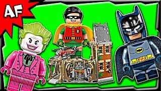 Lego Batman BATCAVE Classic 1960s TV Series 76052 Stop Motion Build Review