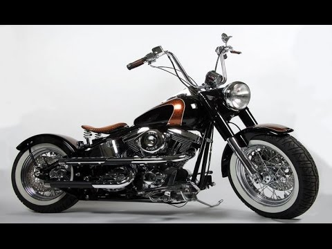 L'Histoire de la légendaire Harley Davidson (Documentaire VF)