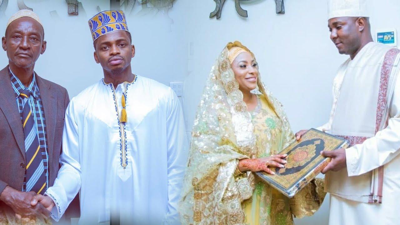 Scooper - Entertainment News: Invitation Only! Diamond Platnumz Sister's  Wedding About To Break The Internet (Photos)
