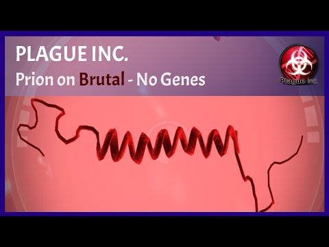 Plague Inc Prion on Brutal Guide [No Genes]