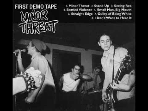 Minor Threat - First Demo Tape ( Full Album )