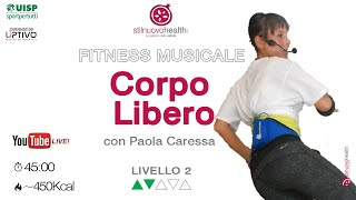 Corpo libero - Livello 2 - 5  (Live)