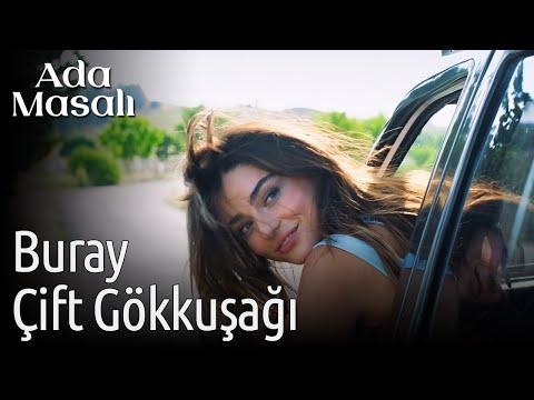 Ada Masalı feat Buray - Çift Gökkuşağı