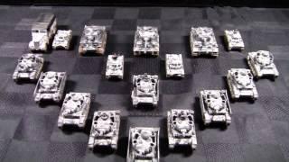 TheTerrainStudio - Studio Update - Sep.20 - FOW Mid War Panzers