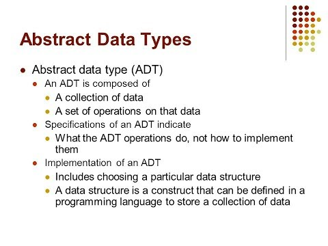 Abstract Data Type in Data Structure (ADT) Tamil