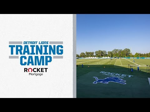 Top 10 reasons to visit Detroit Lions Training Camp