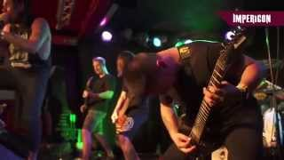 Thy Art is Murder - Defective Breed (Official HD Live Video)