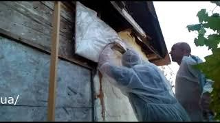 як зробити утеплену дах в дерев'яному будинку
