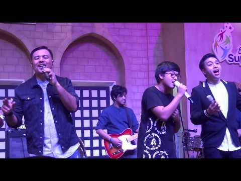 Arsy Widianto ~ One Last Cry & Soulmate (Supermal Karawaci)