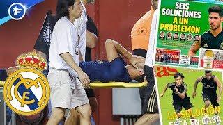 Les solutions du Real Madrid pour remplacer Marco Asensio | Revue de presse