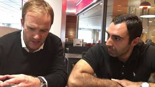#tsfp clip 19/10/18 - What has Pablo Machin got right at Sevilla?