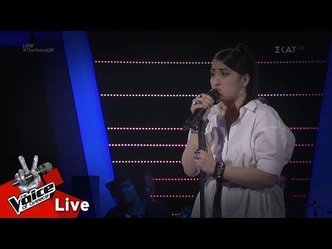 Αριάδνη Νεοφύτου - Dear Mr President  2o    The Voice of Greece