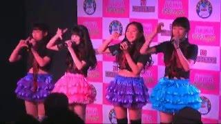 U-NO & チ~かまんべ~る (原宿物語) - 3月6日 GIRLS REVOLUTION.