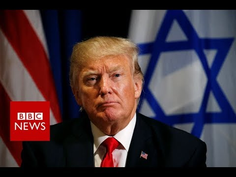 Trump and Jerusalem: What it means for Peace? - BBC NEWS