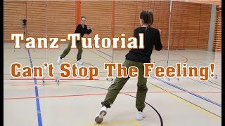 Tanz-Tutorial für Kinder - Can't Stop The Feeling!