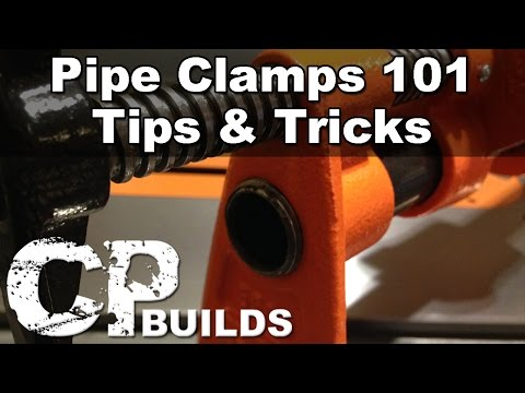 Pipe Clamps 101 - Tips & Tricks