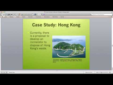 Online UWC - Week 3 video lecture - Asia-Pacific - Curb human-induced climate change