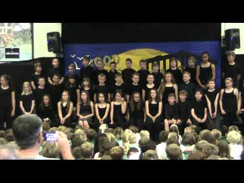 Leavers Assembly 2015