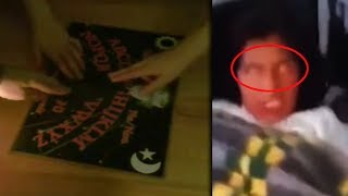 11 Haunted Ouija Boards Caught on Tape