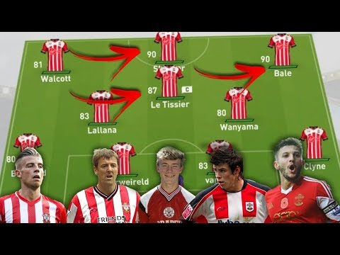 WHAT IF SOUTHAMPTON HAD THEIR BEST PLAYERS BACK?!?! (FIFA 17 EXPERIMENT)