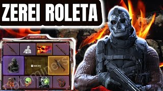 ZEREI ROLETA METAL MACE E QQ9 (MELTING POINT) - CALL OF DUTY MOBILE
