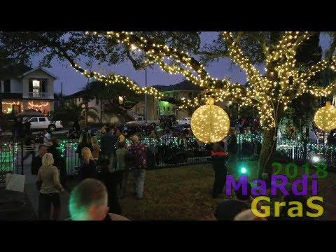 Mardi Gras 2018 Galveston TX