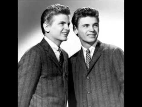 The Everly Brothers -- Walk Right Back