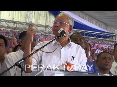 Ucapan Penuh Datuk Seri Najib Tun Razak (Part 1)